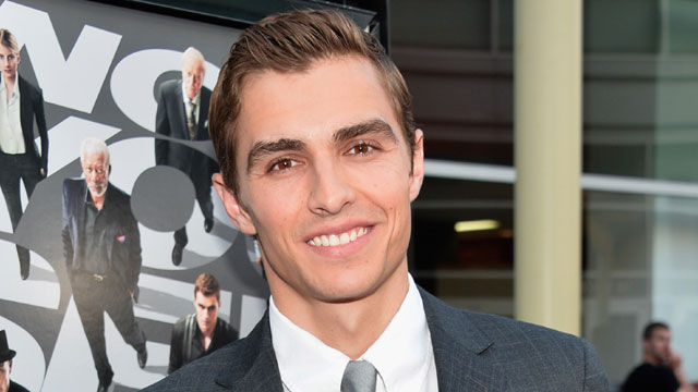 News video  Dave Franco Talks Now You See MeNow You See Me Characters